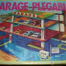 Juguetes antiguos: GARAGE PLEGABLE RIMA. Lote 52576147