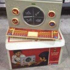 Juguetes antiguos: LA GRAN BATALLA. RADAR GR-6. JUGUETES GRACIA. EN SU CAJA ORIGINAL. 1976. VER FOTOS. Lote 164851466