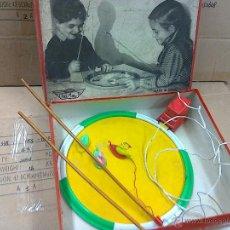 Juguetes antiguos: SEL MAC PESCA ELECTRICA , SPAIN. Lote 53244902