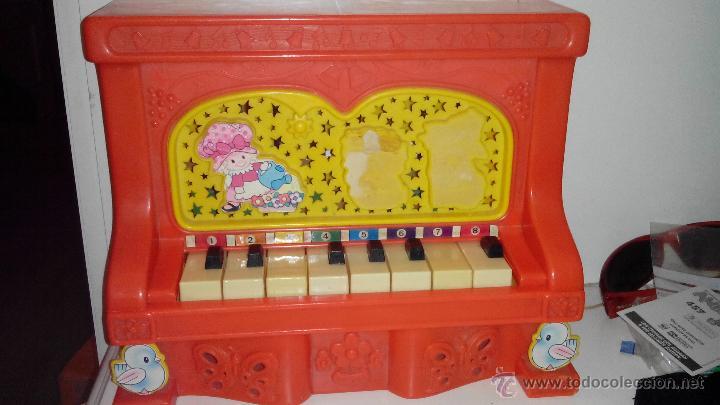 PIANO GARDEN - REIG - AÑOS 70 (Juguetes - Marcas Clasicas - Otras Marcas)