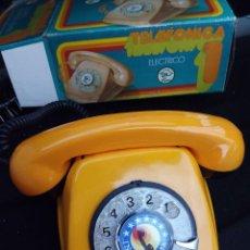 Juguetes antiguos: TELEFONO EN SU CAJA ORIGINAL -RIMA-. Lote 53579354