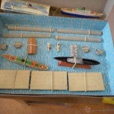 Juguetes antiguos: PUERTO MINI SHIPS. ANGUPLAS. Lote 54230770