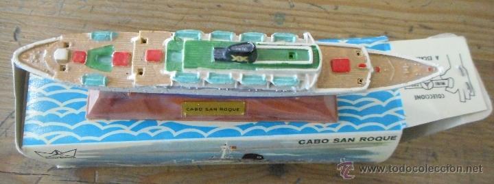 Juguetes antiguos: Puerto Mini Ships. Anguplas - Foto 7 - 54230770