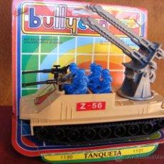 Brinquedos antigos: TANQUE - TANQUETA - BULLYCAN. Lote 143501013