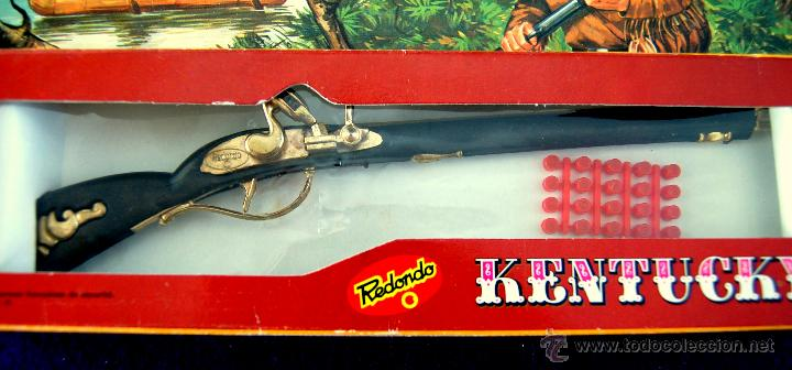 Rifle kentucky shooting  sin usar  en su caja o - Sold