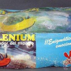 Juguetes antiguos: SELENIUM NAVE EXPLORADORA DEL ESPACIO INERGA JOGUET AÑOS 70 NO FUNCIONA. Lote 55078431