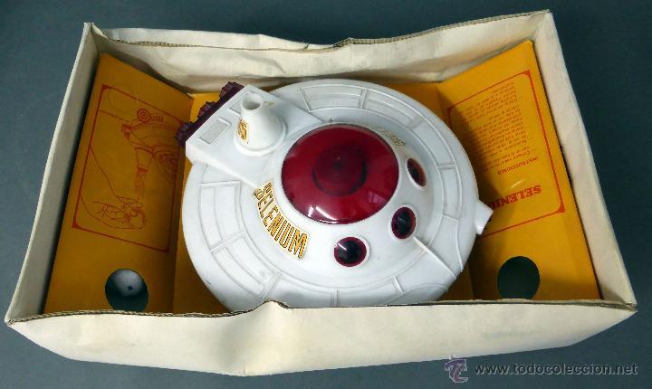 Juguetes antiguos: Selenium Nave exploradora del espacio Inerga Joguet años 70 No funciona - Foto 4 - 55078431