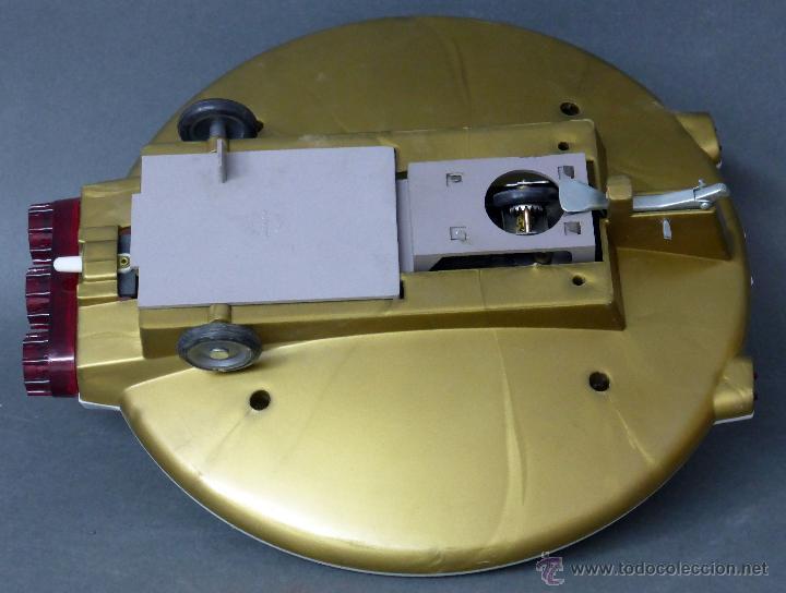 Juguetes antiguos: Selenium Nave exploradora del espacio Inerga Joguet años 70 No funciona - Foto 7 - 55078431