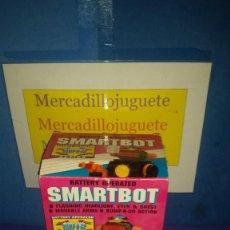 Juguetes antiguos: SMARTBOT UNICO. Lote 55359049