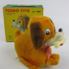Juguetes antiguos: PERRO TITO Nº164. Lote 55943077