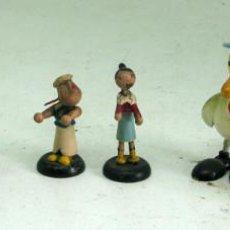 Juguetes antiguos: LOTE DE JUGUETES GOULA, POPEYE Y OLIVIA . Lote 56316018