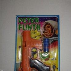 Giocattoli antichi: PISTOLA ESPACIAL PETER FLINTH. Lote 56874825
