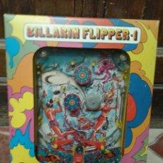Juguetes antiguos: BILLARIN FLIPPER I DE LA MARCA RIMA. Lote 57049939