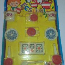 Juguetes antiguos: ANTIGUO JUGUETE ESPAÑOL AÑOS 70 , MADE IN SPAIN , FESTIVAL , JUGUETES APUM. Lote 57166188