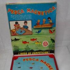 Juguetes antiguos: PESCA MAGNETICA DE VILPA, AÑOS 60.. Lote 57234802