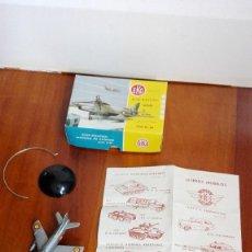 Juguetes antiguos: EKO.- AVION FIAT G-91.- REF: 5016.- AÑOS 60.. Lote 57544684