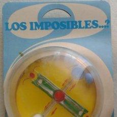 Juguetes antiguos: LOS IMPOSIBLES. CONGOST. Lote 57572703
