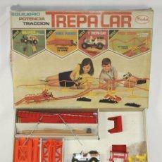 Juguetes antiguos: TREPACAR. EQUIPO BASE. MADEL. REF 220. ESPAÑA. CIRCA 1970.. Lote 57700026