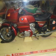 Juguetes antiguos: BMW R 100 RS DE AVC ESPAÑA 1976.ESCALA 1/8.REF 404.. Lote 57842070
