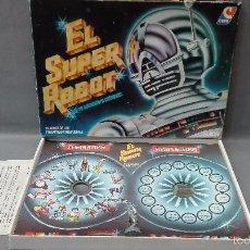 Juguetes antiguos: 318- EL SUPER ROBOT (PREGUNTAS Y RESPUESTAS) CEFA NR 143101 AÑOS 70/80. Lote 58292598