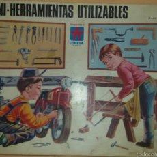 Juguetes antiguos: JUEGO DE HERRAMIENTAS CONESA.. Lote 58525341