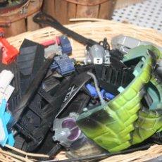 Juguetes antiguos - lote de antiguos juguetes piezas suelta varias marcas - 58537242