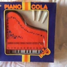 Juguetes antiguos: PIANO DE COLA REIG 12 NOTAS. Lote 58614705