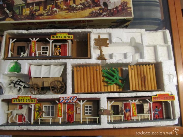 Juguetes antiguos: M69 JUGUETE DE COMANSI AÑOS 70 TODO EL OESTE AMERICANO REF 171 /71 - Foto 5 - 59696911