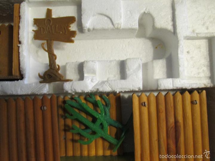 Juguetes antiguos: M69 JUGUETE DE COMANSI AÑOS 70 TODO EL OESTE AMERICANO REF 171 /71 - Foto 9 - 59696911