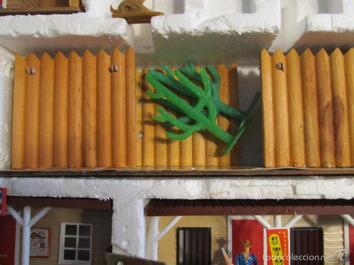 Juguetes antiguos: M69 JUGUETE DE COMANSI AÑOS 70 TODO EL OESTE AMERICANO REF 171 /71 - Foto 10 - 59696911