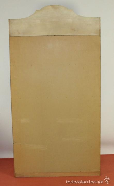 Juguetes antiguos: APARADOR O MOSTRADOR COLMADO DE JUGUETE EN MADERA. ESPAÑA. CIRCA 1930. - Foto 13 - 59747972