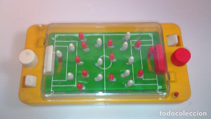 MINI FUTBOL OBERTOYS MADE IN SPAIN AÑOS 80 (Juguetes - Marcas Clasicas - Otras Marcas)