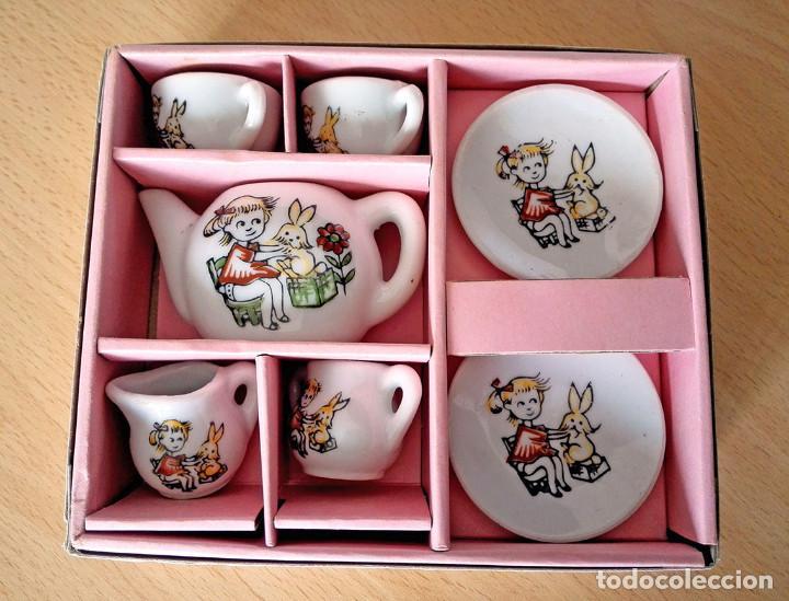 Juego Te Cafe Juguete Porcelana Toy China Tea S Comprar Juguetes