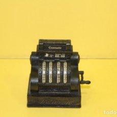 Brinquedos antigos: SACAPUNTAS PLAYME - REGISTRADORA MADE IN SPAIN - REF:964. Lote 62006696