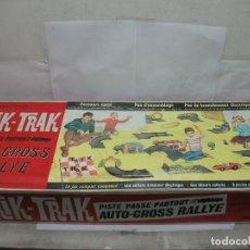 Juguetes antiguos: TRIANG MECCANO REF: 4400 - PISTA TRIK TRAK FABRICADO EN FRANCIA. Lote 62577384