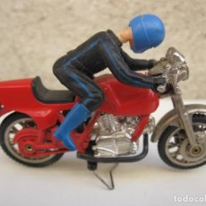 Juguetes antiguos: MOTO EN MINIATURA DE METAL DE LA MARCA GUISVAL - AÑOS 70/80.. Lote 63246996