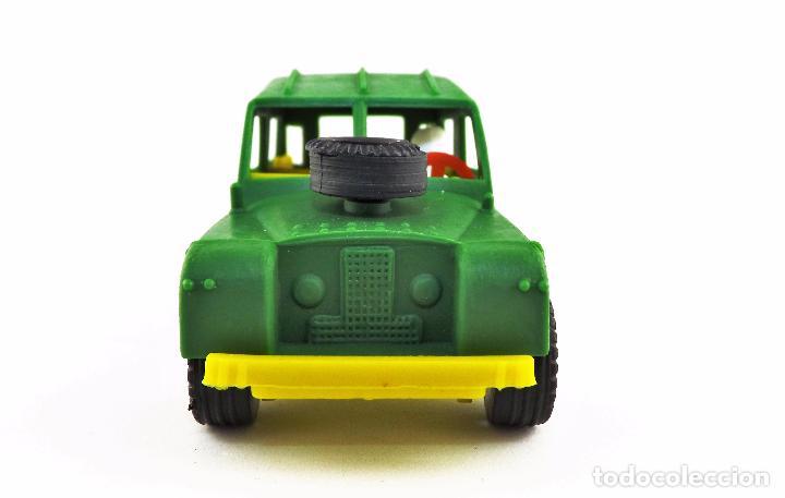 Juguetes antiguos: VAM Bolsa original Land Rover 10 unidades - Foto 2 - 217368207
