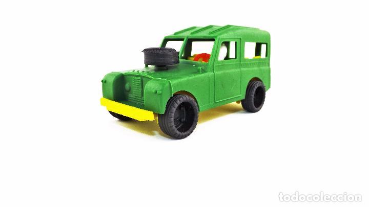 Juguetes antiguos: VAM Bolsa original Land Rover 10 unidades - Foto 3 - 217368207