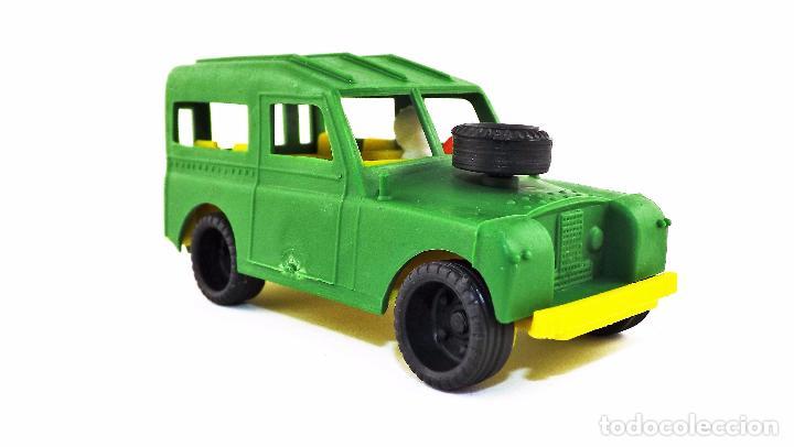 Juguetes antiguos: VAM Bolsa original Land Rover 10 unidades - Foto 4 - 217368207