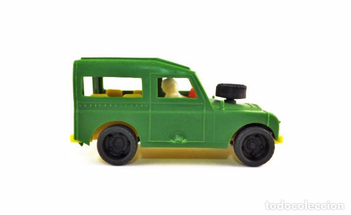 Juguetes antiguos: VAM Bolsa original Land Rover 10 unidades - Foto 5 - 217368207