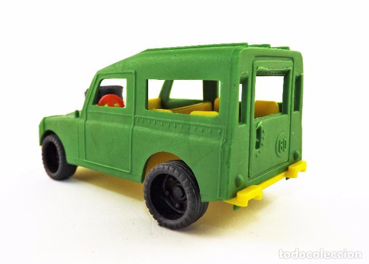 Juguetes antiguos: VAM Bolsa original Land Rover 10 unidades - Foto 6 - 217368207