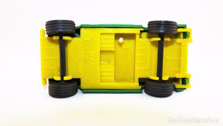 Juguetes antiguos: VAM Bolsa original Land Rover 10 unidades - Foto 7 - 217368207