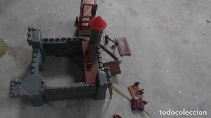 Juguetes antiguos: castillo desmontable - Foto 3 - 64401651