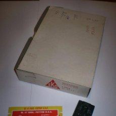 Juguetes antiguos: EKO - TANQUE M-47 PATTON USA - FICHA CON LOS DATOS DEL VEHÍCULO Y CAJA DE DISTRIBUCIÓN - Nº 4034. Lote 64872143