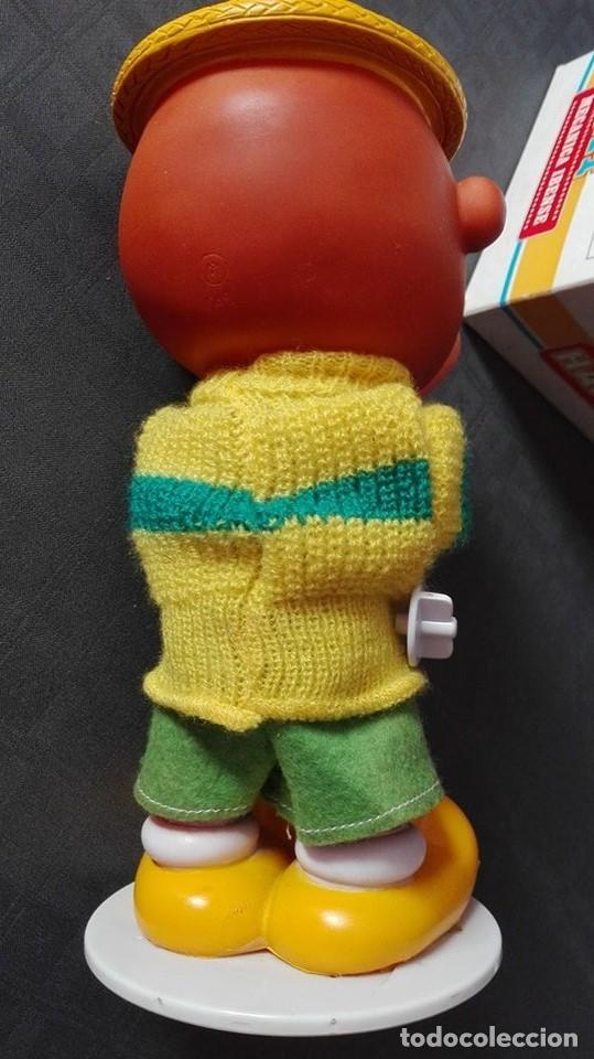 Juguetes antiguos: mono con platillos- mi happy toy años 70 - Foto 11 - 65435597