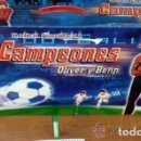 Juguetes antiguos: OLIVER Y BENJI TOTAL FOOTBALL .GRAN TAMAÑO .DE BANDAI. Lote 66836718