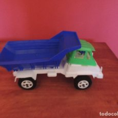 Juguetes antiguos: CAMION VOLQUETE BULLYCAN. Lote 67698497