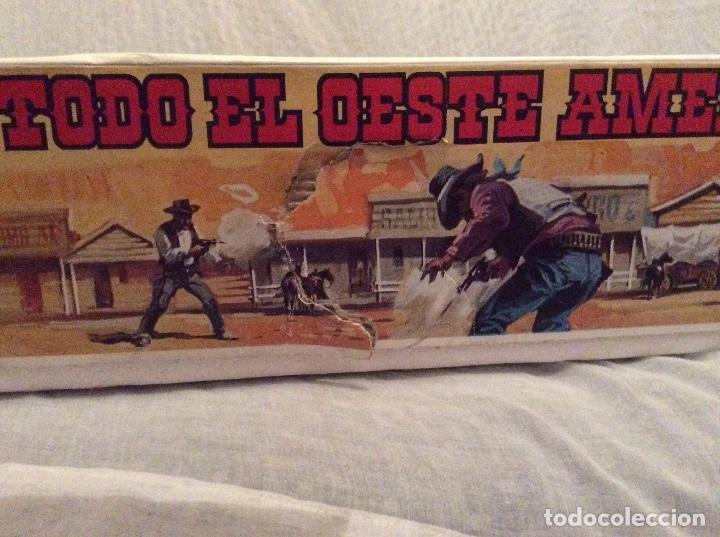 Juguetes antiguos: Todo el oeste Americano de Comansi - Foto 3 - 68609853