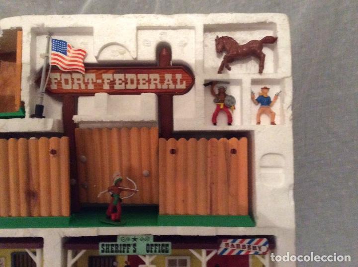 Juguetes antiguos: Todo el oeste Americano de Comansi - Foto 4 - 68609853