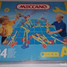 Juguetes antiguos: JUGUETE INFANTIL MECCANO JUNIOR , CAJA SET A. Lote 68908429